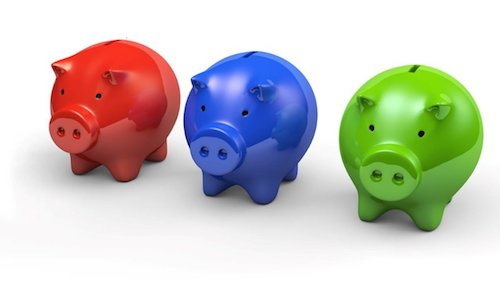 Exchange your savings account for a spending account