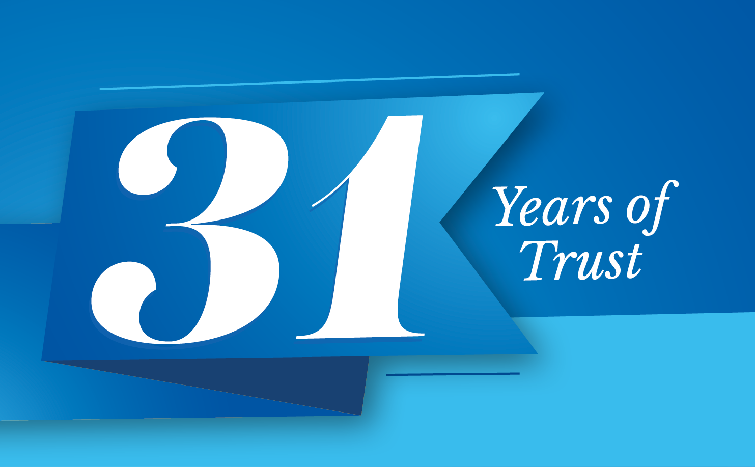 Trust: What We Learned in Our 31st Year